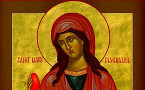 Easter Eggs and Mary Magdalene