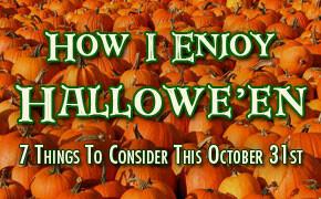 Adding Depth to Your Enjoyment of Hallowe'en