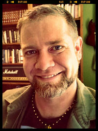 Jobey McGinty, lead pastor of preaching and vision at Life Mission Church Escondido
