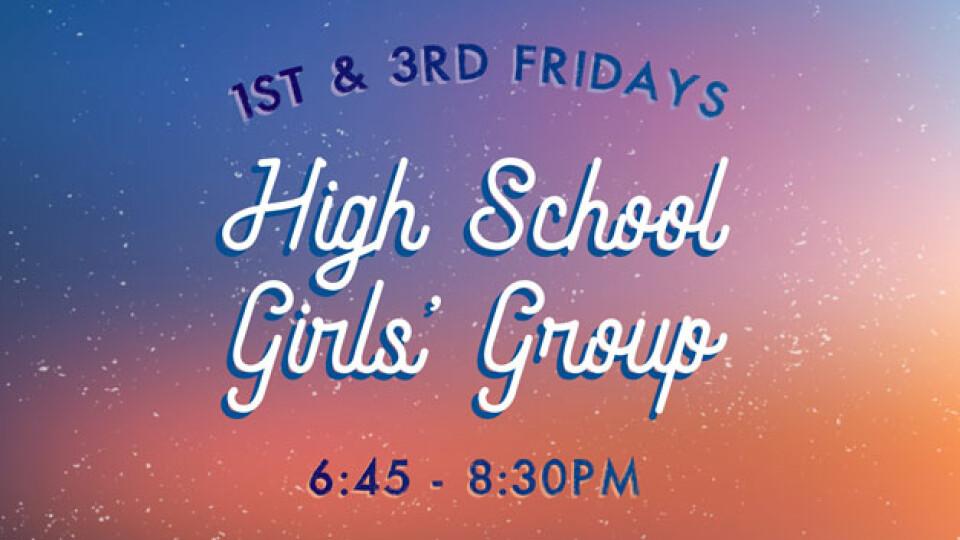 High School Girls' Group
