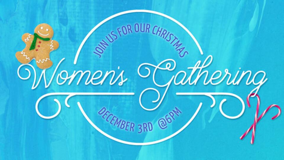 Women's Christmas Gathering